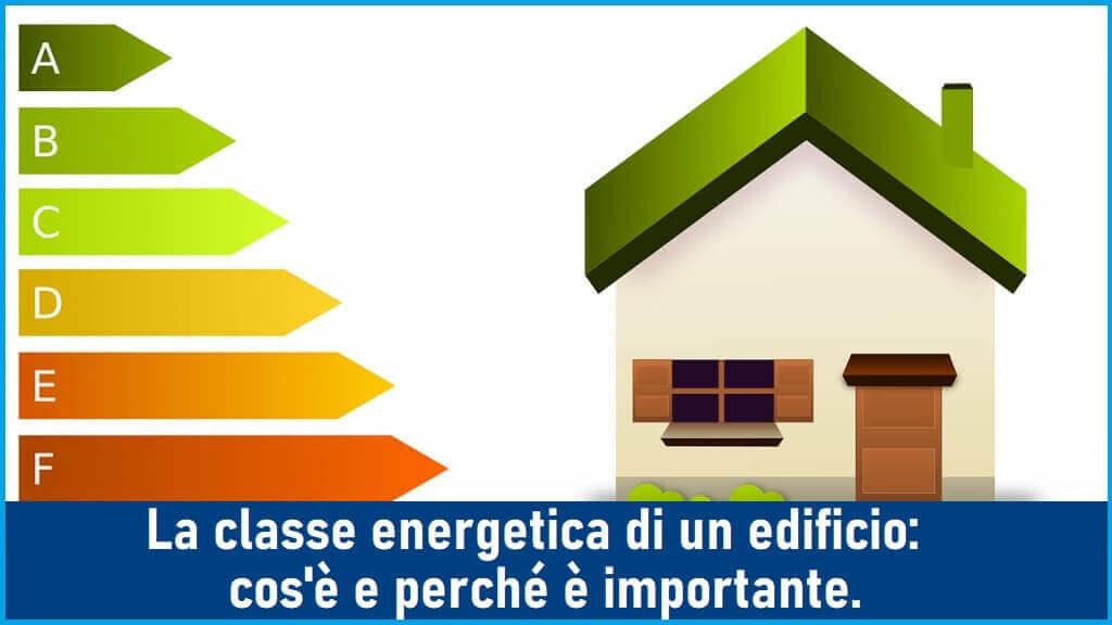 Classe energetica di un edificio